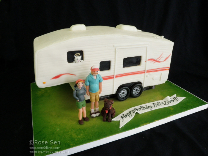 Fantastic Happy Camper Happy Birthday By HelloSprout On Etsy