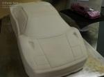 Lamborghini Diablo SE30 Car Cake