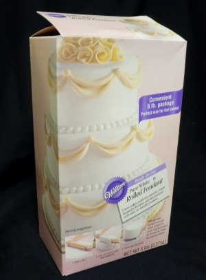 Rolled Fondant Reviews CakeStories.ca