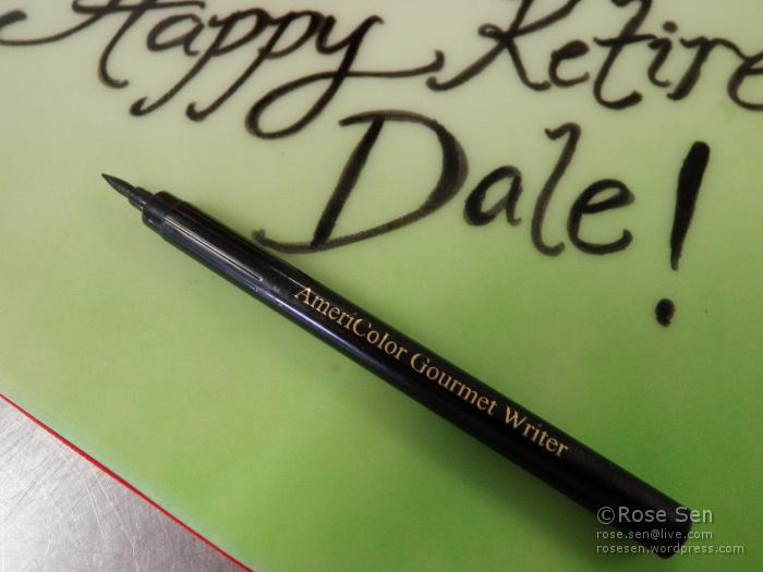 Golf Bag Cake | CakeStories.ca