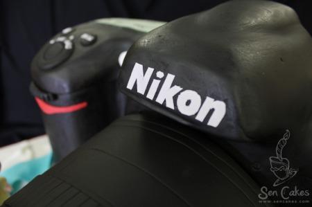 Camera Cake Nikon D300 DSLR