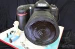 Camera Cake - The Nikon D300 DSLR