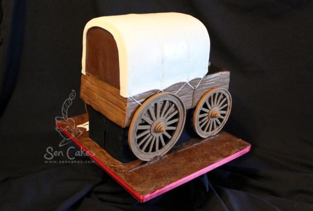 Chuck Wagon Cake