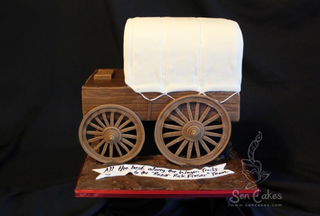 Chuckwagon Cake