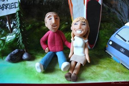 Custom Cake Figures