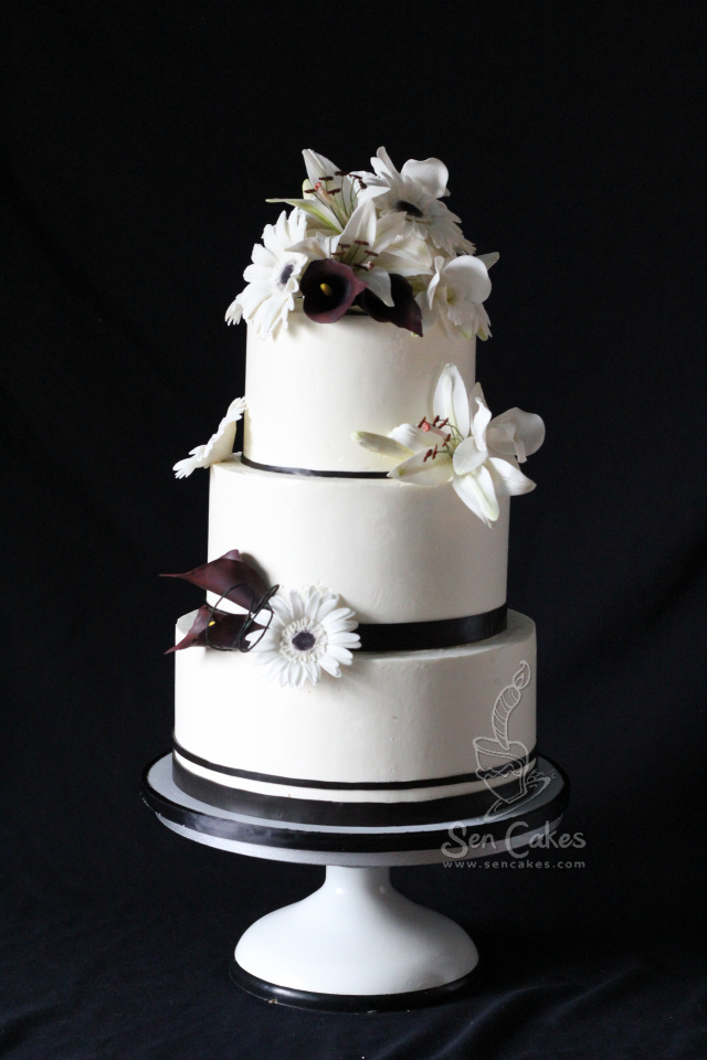 2011 Wedding Cake