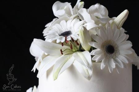 Gumpaste Flowers
