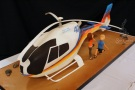 20. Helicopter Cake