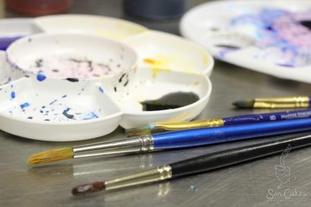 Painting Starry Night