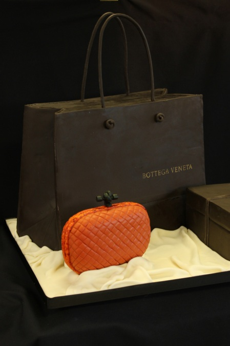 Shopping Bag Cake Bottega Veneta