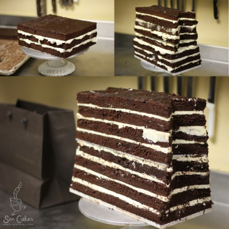 Purse Cake Carving