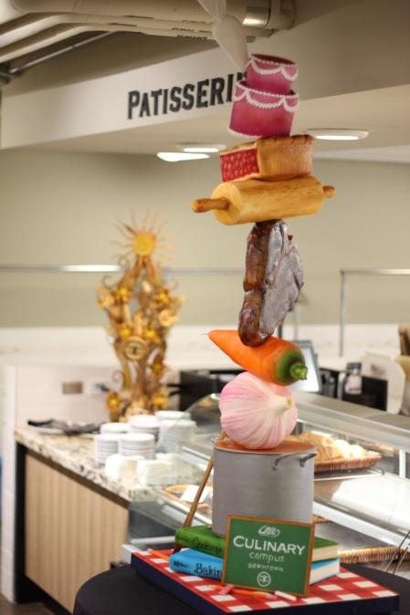 3D Food Cake