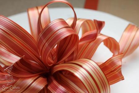03.Pulled Sugar Ribbons