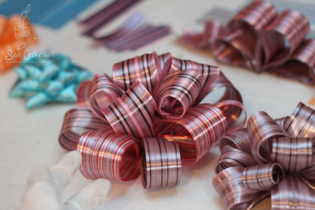 04. Pulled Sugar Ribbons
