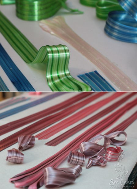 06. Sugar ribbon tutorial
