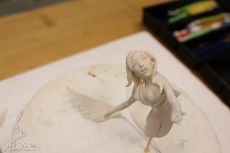 7. Gumpaste Figure Modelling