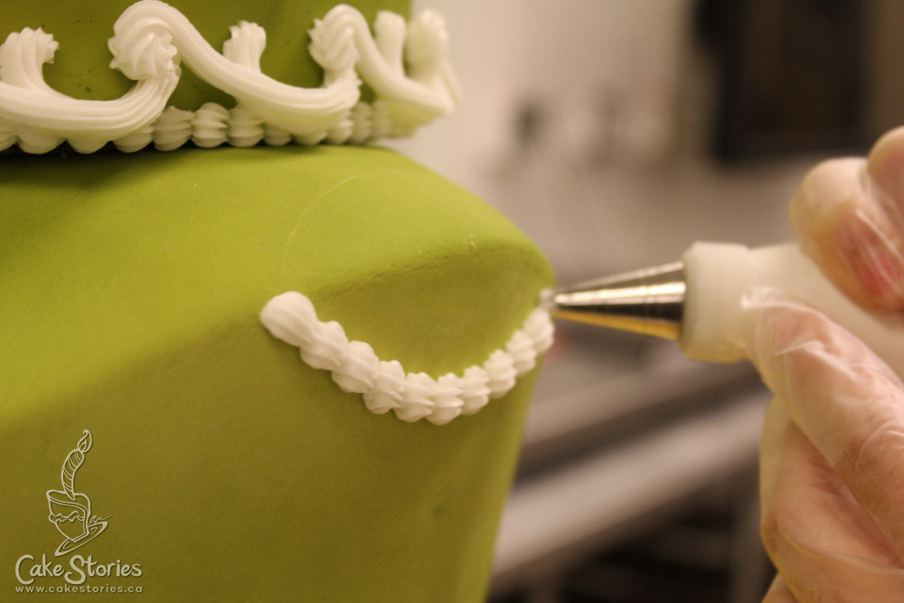 Cake Icing Recipe For Piping: Project Cake: Part 10 – Royal Icing Piping