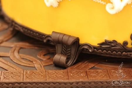 03b. Modelling Chocolate Garnish