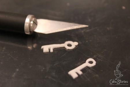 14. Gumpaste Key